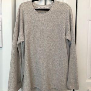 EUC Athleta wool/cashmere sweater